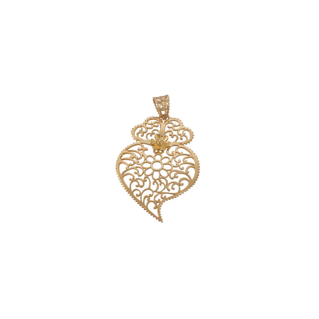 Coração de Viana, Gold Medallion, Medalha Coração de Viana
