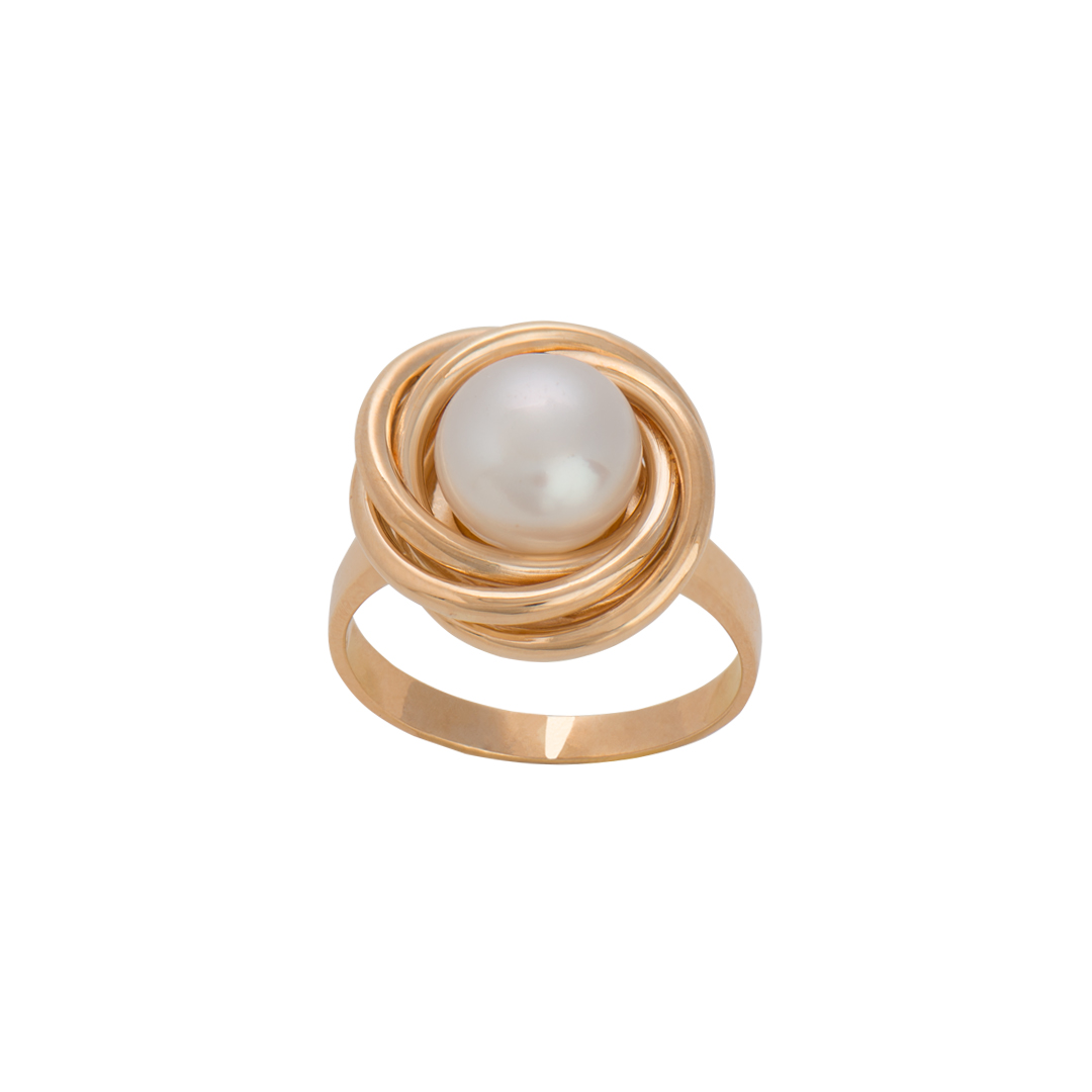 Cornucopia Gold Ring, Anel Cornucópia em Ouro