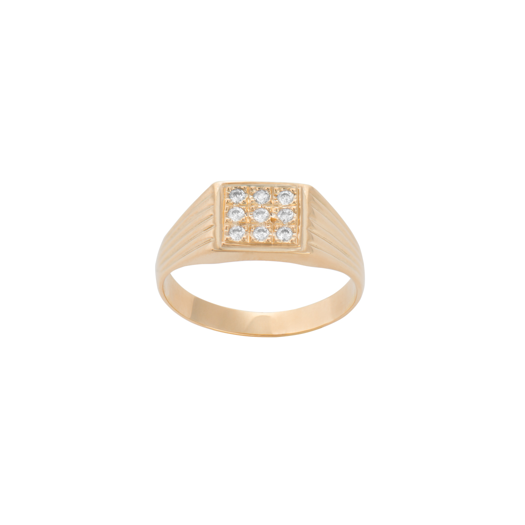 Gold Ring for Men