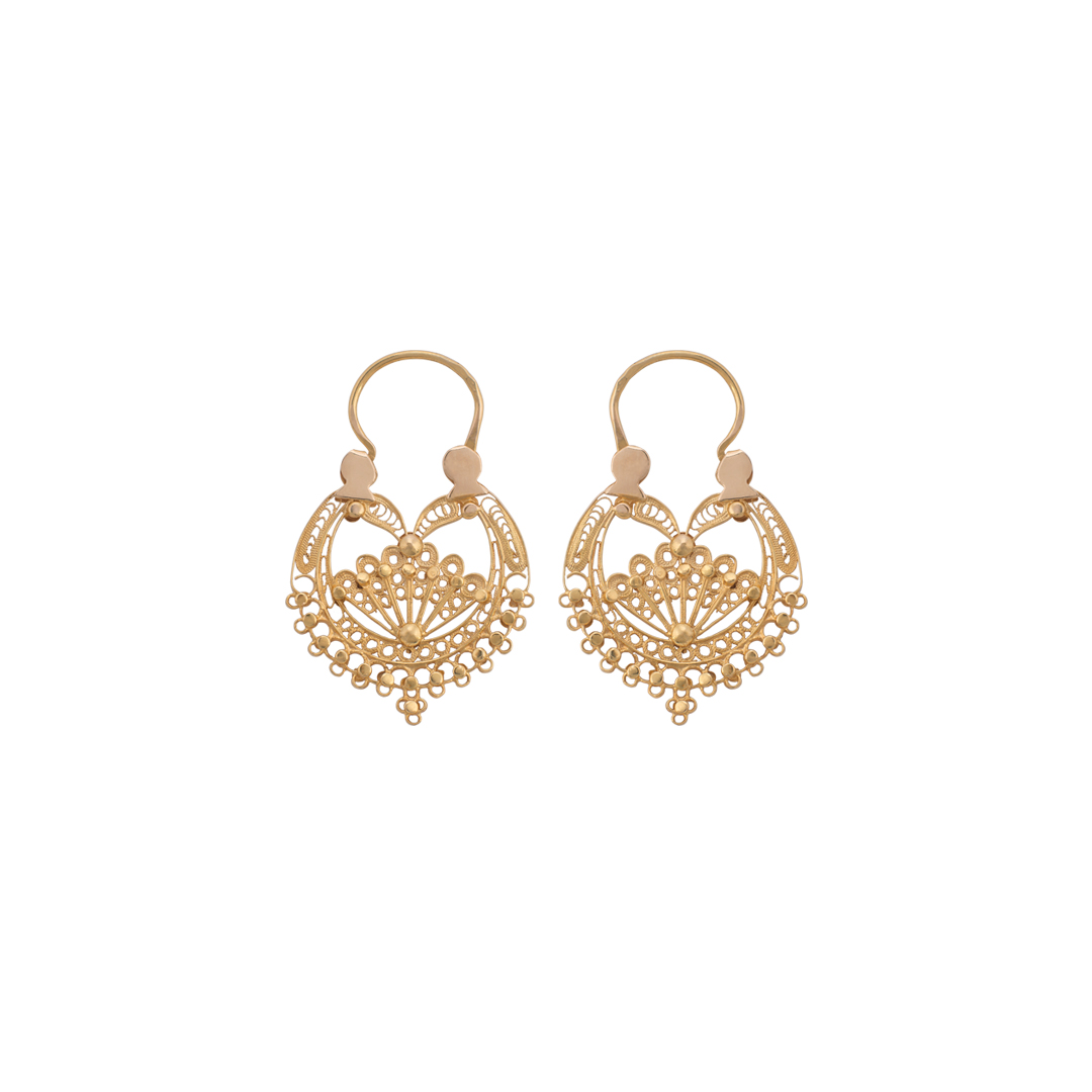 Viana Filigree Earrings